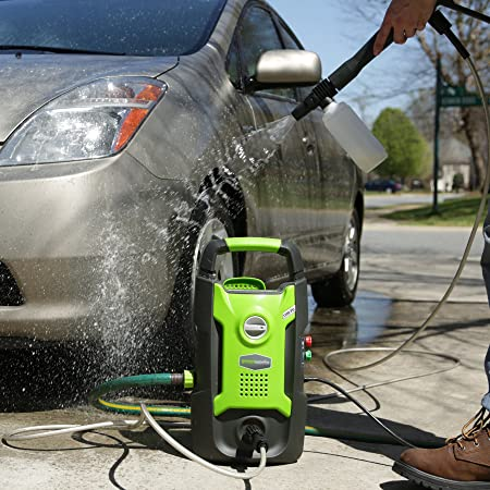 hot-water-pressure-washer