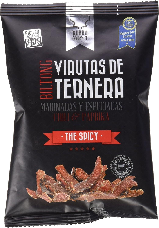 Kubdu Gourmet - The Spicy - Virutas De Ternera Especiada Y ...
