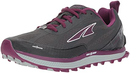 Trail Superior Drop 3 5 Altra Shoes Running Greypurple Womens Zero m8nONv0w