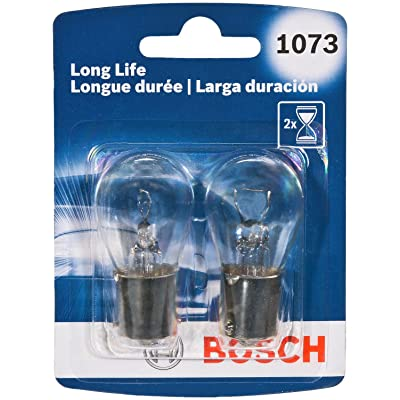 Bosch Automotive 1073LL Light Bulb, 2 Pack: Automotive