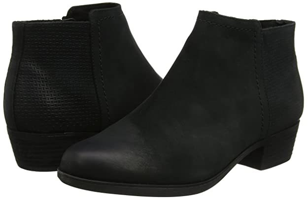 2 36 Part Black Vanna Chelsea Nero Rockport Black Stivali Donna 7g5wAzHqx