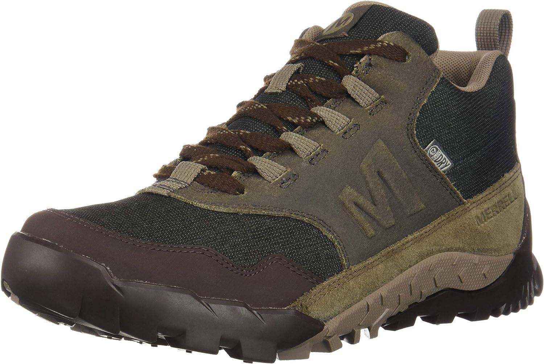 Merrell Annex Recruit Mid WP Chaussures de Randonn/ée Basses Homme
