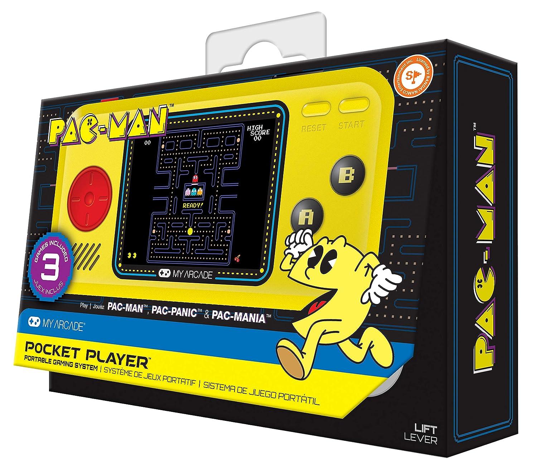 Console Portable Rétro PAC-Man My Arcade DGUNL-3227