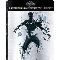 Black Panther - Steelbook (3D)