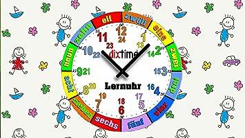 Dibujar Pintar Para 3ds Infantil 0439 Aprender Reloj A Dixtime Y ZOkiXuPT