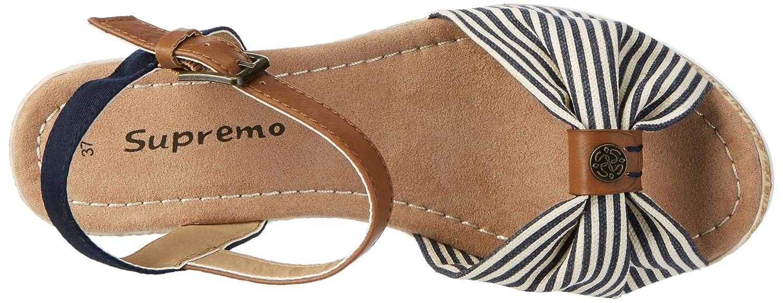 Supremo Damen 2720705 Sandalen: : Schuhe & Handtaschen