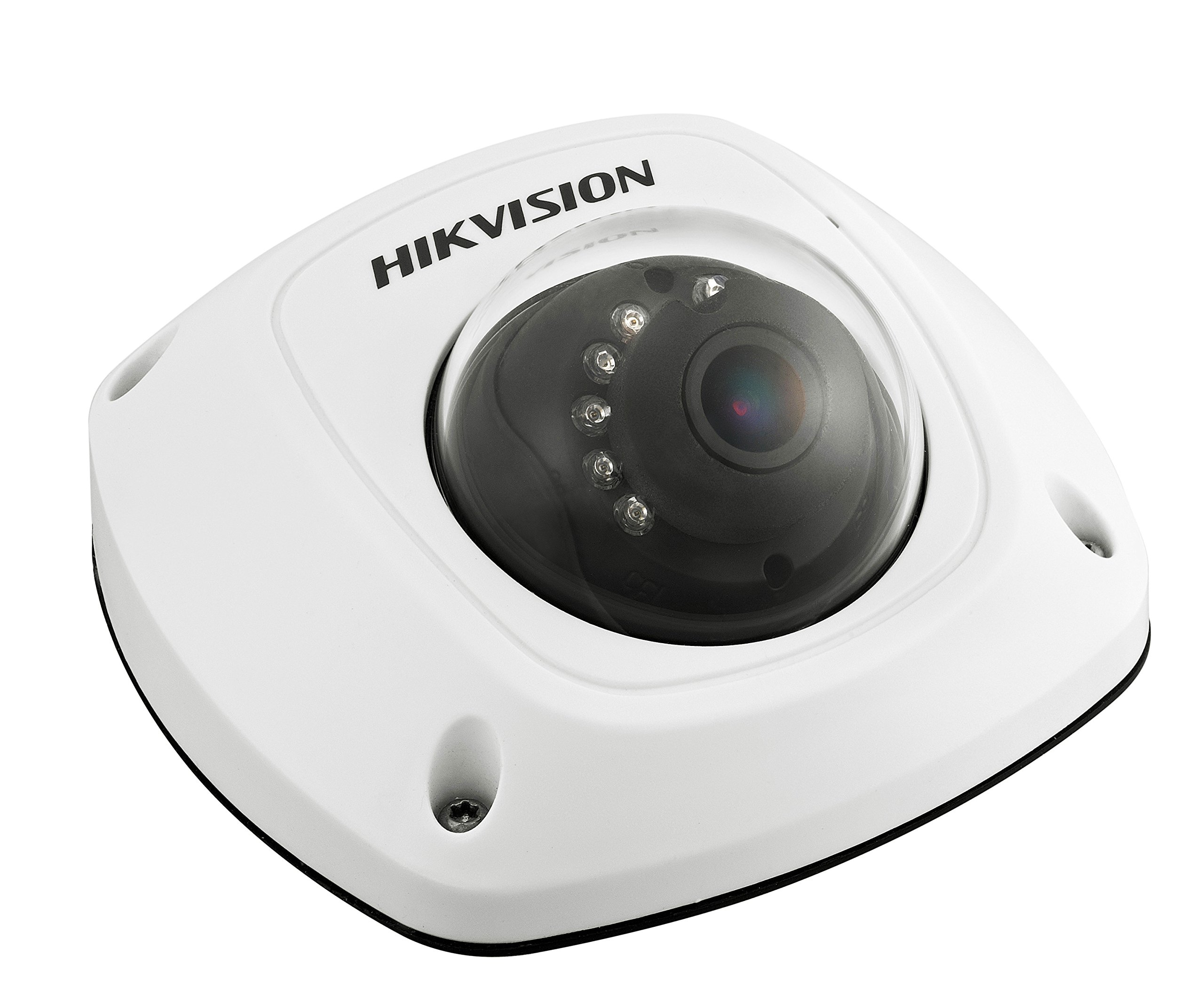Hikvision Camera DS-2CD2512F-IS-6MM Dome COMP 1.3M 6MM Day and Night IO Audio Retail