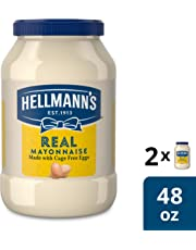 Mayonnaise Real 48 oz, Twin Pack