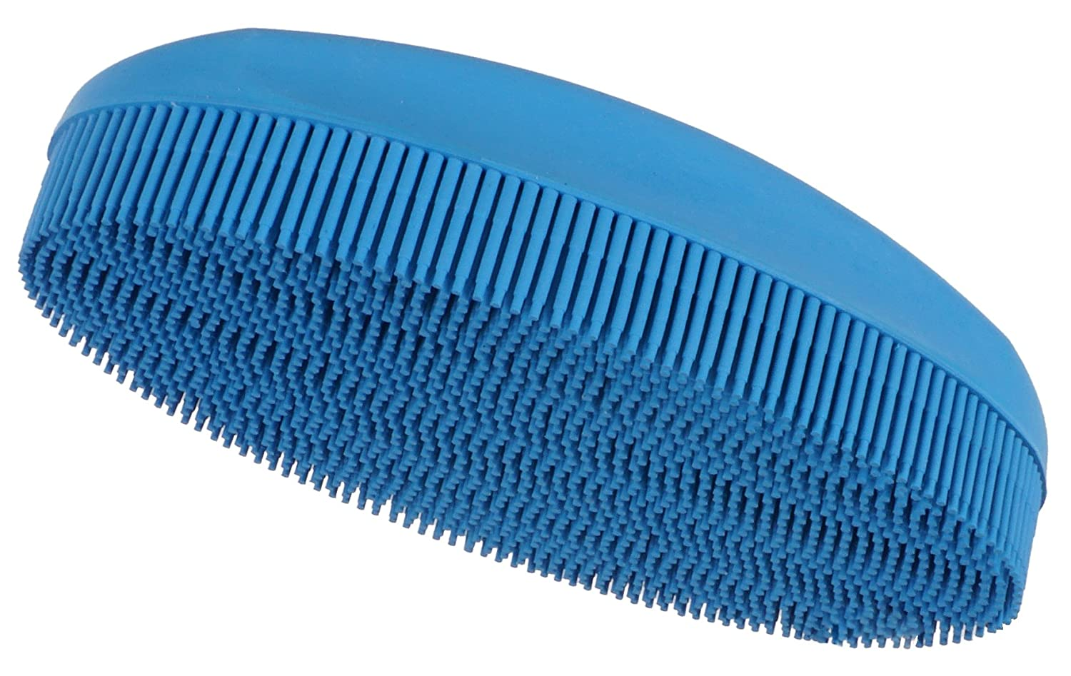 SWEEPA Natural Rubber Lint Brush. Pet Hair & Fluff Removal. Clothing and Upholstery. (Blue)