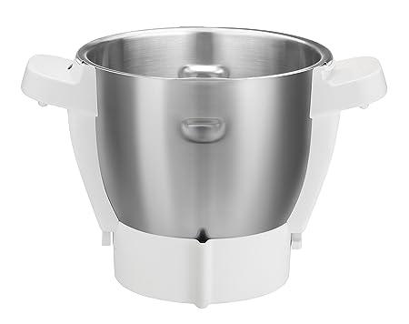 Moulinex XF380E - Bol de acero inoxidable para el robot de cocina ...