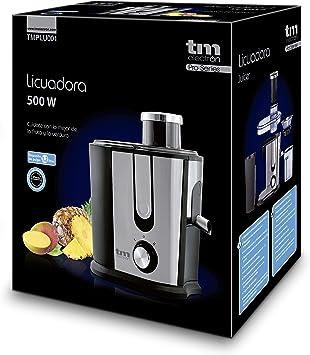 Tm Electron TMPLU001 Licuadora con carcasa compacta en acero ...