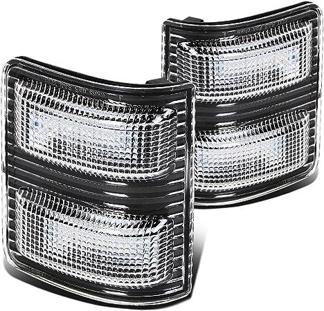 DNA Motoring MLEDL-003-BK-AM Side Mirror Turn Signal Light