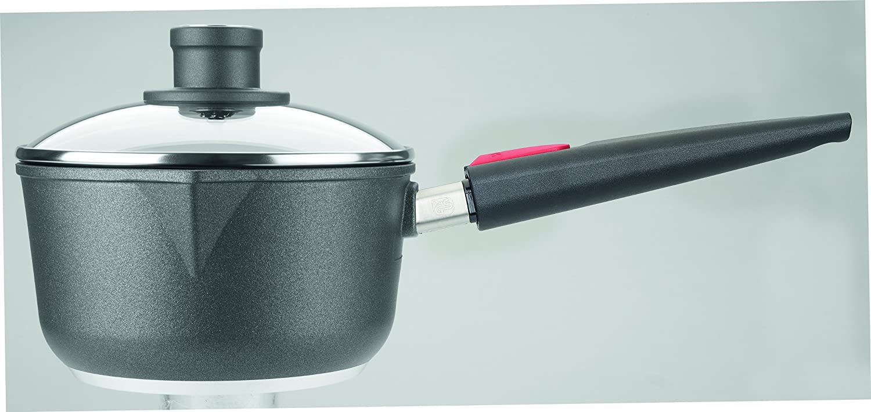 Amazon.com: Woll Nowo Titanium Saucepan with Detachable Handle and ...