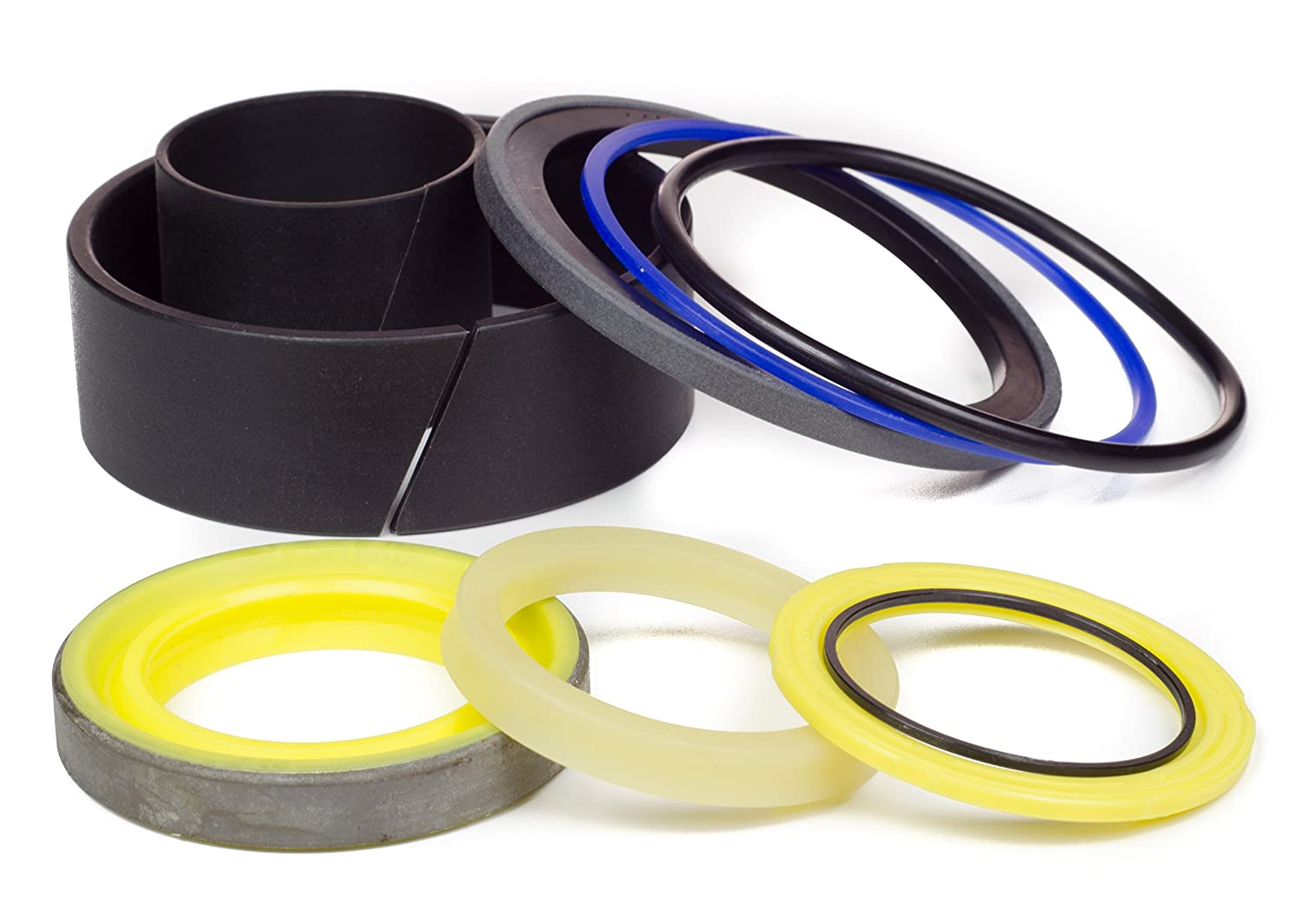 CAT Caterpillar 8T1435 Aftermarket Hydraulic Cylinder Seal Kit by Kit King USA