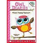 Eva's Treetop Festival: A Branches Book (Owl Diaries #1)