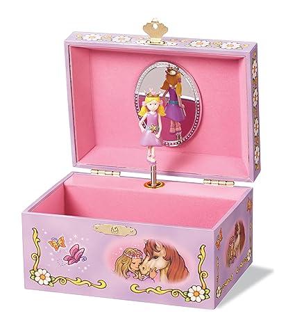 Amazoncom Enchantmints Butterfly Princess Music Jewelry Box Toys