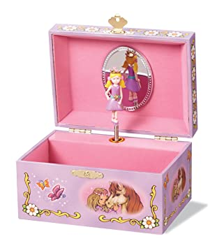 Enchantmints Butterfly Princess Music Jewelry Box Toys Games