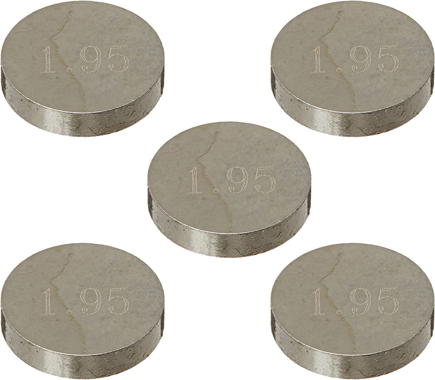 Prox Racing Parts 29.948195 9.48mm x 1.95mm Valve Shim, Pack of 5