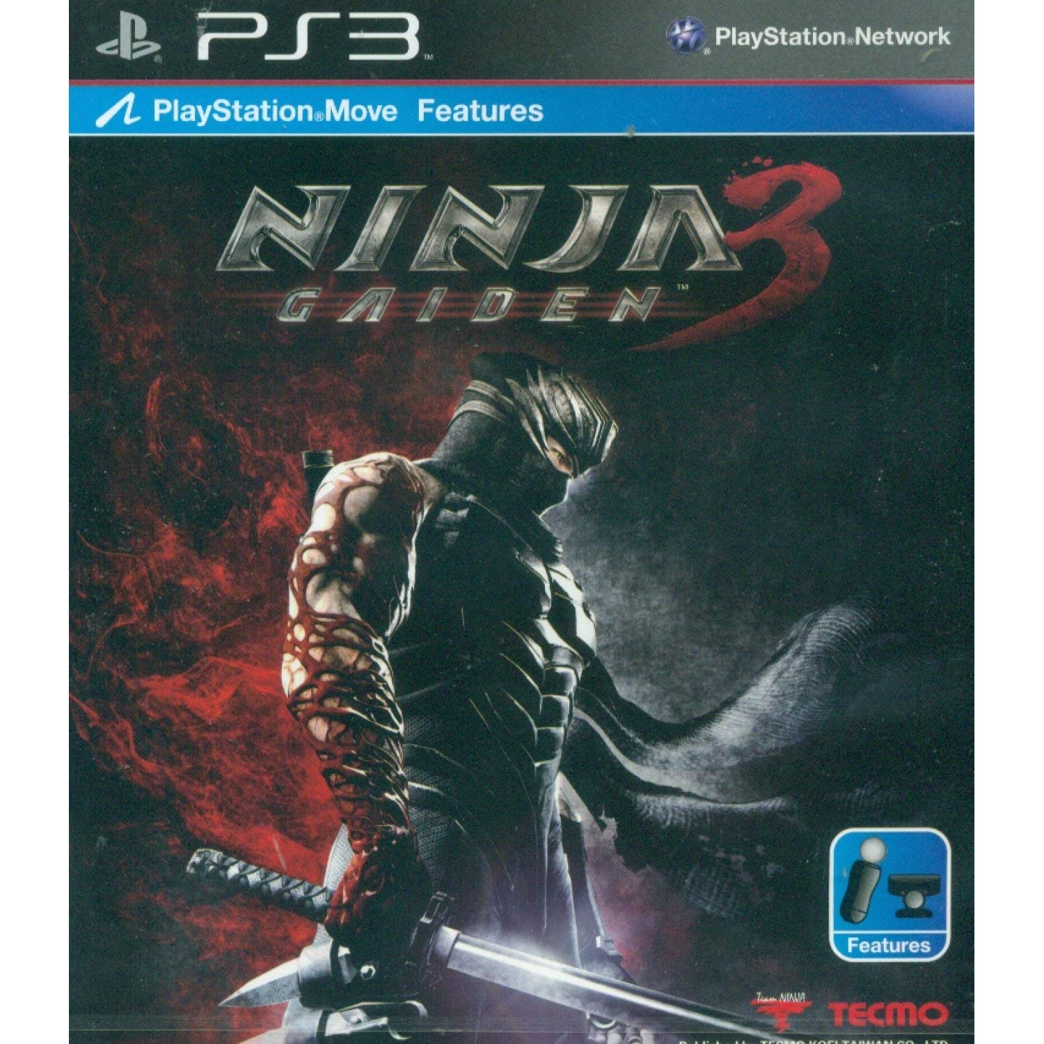 Amazon.com: PS3 NINJA GAIDEN 3 (ENGLISH AND JAPANESE ...