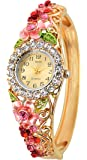 Kitcone Analog Multi-Colour Dial Women's Watch Adf