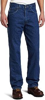 Carhartt Mens Relaxed Fit Carpenter Jean Carhartt Sportswear - Mens B171-DST