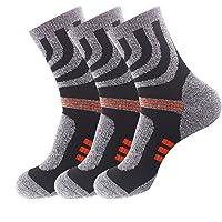 SOFIT Calcetines para Hombre y Mujeres (3 Pares)