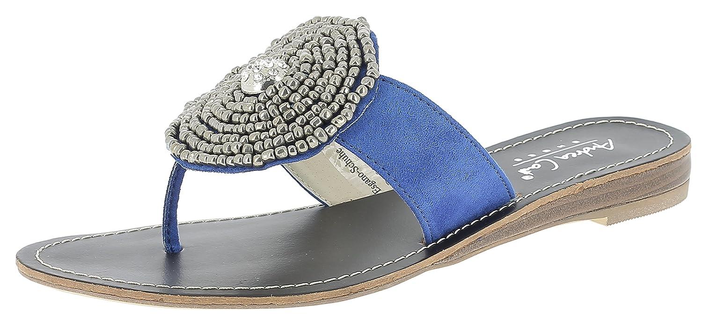 Andrea Conti Damen Dianette 1005435: : Schuhe