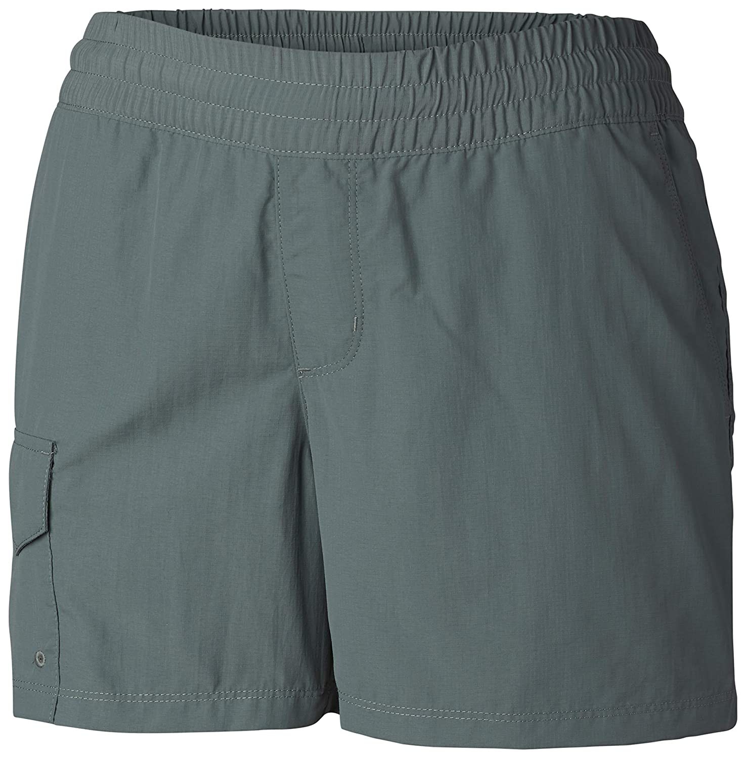 UPF 50 Sun Protection Breathable Columbia Womens Silver Ridge Pull On Short