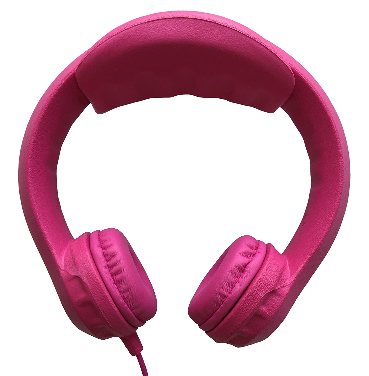 Kidrox Wired Kids Headphones, Volume Limited with Padded Cushions and Removable Size-Adjuster