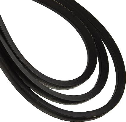 D/&D PowerDrive B141 V Belt 5//8 x 144 OC B//5L Rubber