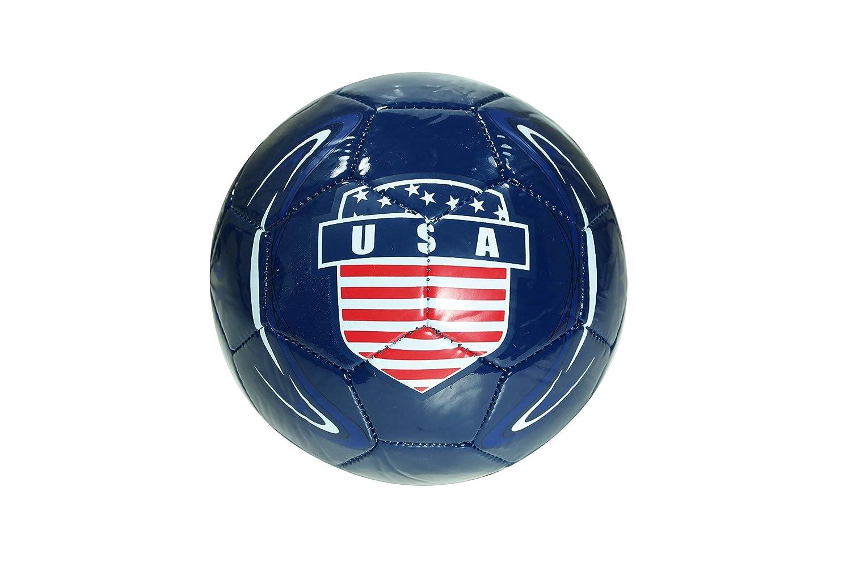 Panna Oleアメリカ合衆国USAサッカーボール公式サイズ2 B073WPR72R2