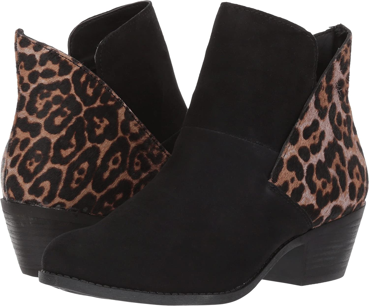 Black Ash Jag Kid Suede Haircalf Me Too Womens Zena 14 Leather Almond Toe Ankle Fashion Boots