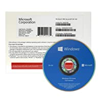 Windows 10 Home 64 bit - OEM - DVD - English - Full Packed Product - Windows 10 Home OEM - Original License