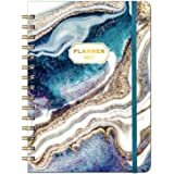 "2021 Planner – Weekly Monthly Planner 2021 for January 2021 – December 2021, 6.4""x 8.5"", Flexible Cover Planner with…"