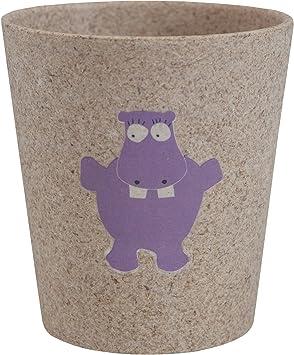 JACK N JILL - Vaso para Limpieza Bucal - Con diseño de hipopótamo ...