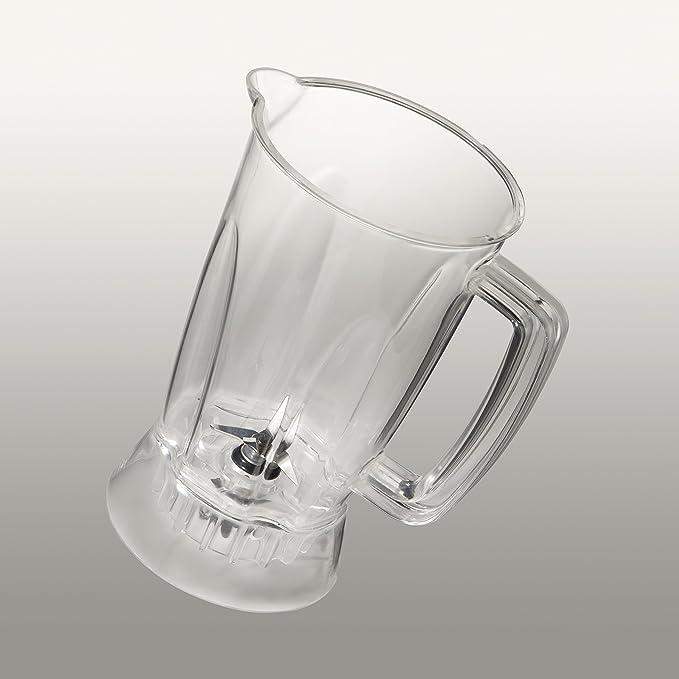 Proctor Silex 50124 Batidora de vaso 1.4L 500W Blanco - Licuadora ...