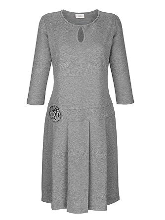 KLiNGEL Damen Kleid aus Sweatware Hautfreundlich: