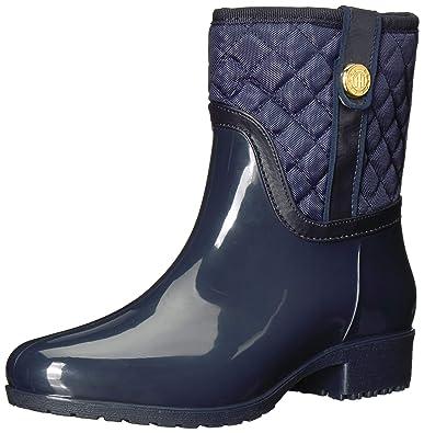 016450b6f Amazon.com  Tommy Hilfiger Women s Freza Rain Boot  Shoes
