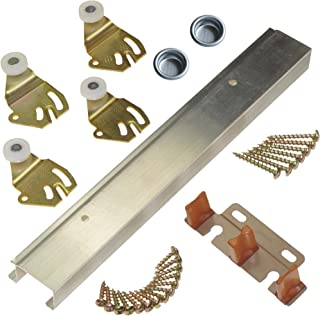 """product image for Johnson Hardware 2200722D 2Dr Bypass Hardware, 72"""""""