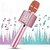 1 BY ONE Micrófono de karaoke inalámbrico,portátil 4
