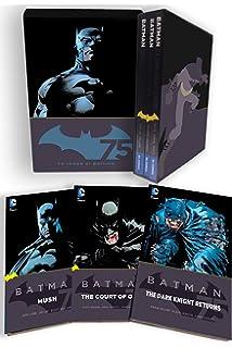 Batman  A Celebration of 75 Years  Various  9781401247584  Amazon ... 2f1c5666b0
