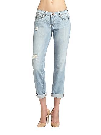 Jeans26Illusion Destruct J Brand Aidan Distressed Boyfriend Y7Ifym6vbg