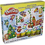 Play-Doh - B21999 - Modeling Compound Toy - Xmas Advent Calendar - Includes 5 Colour Tubs