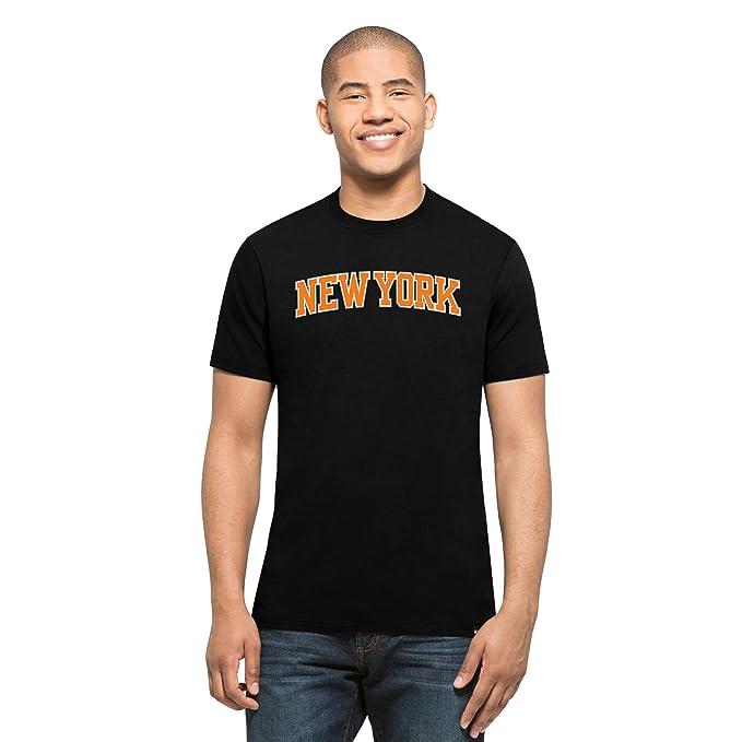 47 Forty Seven York Knicks MVP Splitter tee NBA T-Shirt Mens