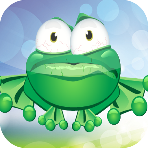 Leap Frog Puzzle Game