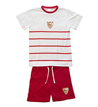 Ni/ños New Balance SFC Ch/ándal Sevilla FC 17//18 1a Equipaci/ón