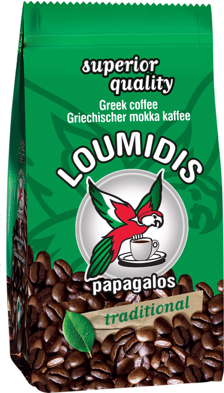 Greek Ground Coffee 194g (6.8oz) Loumidis
