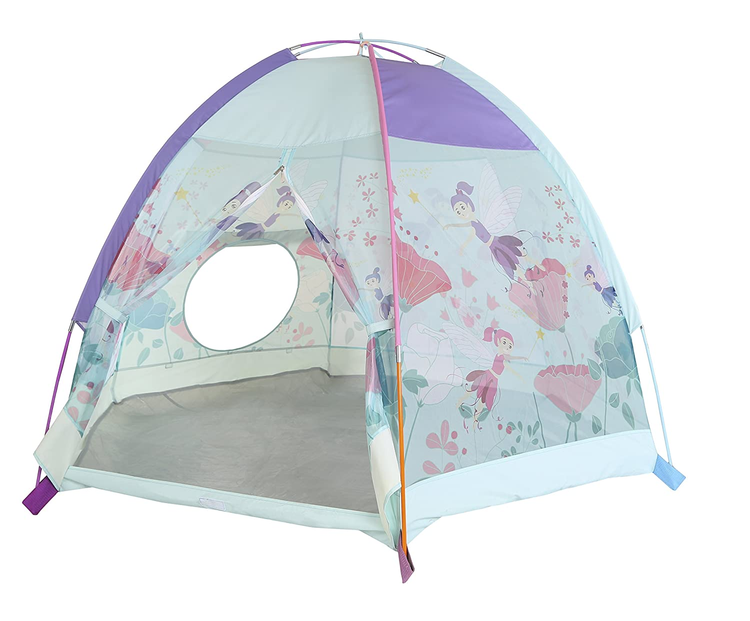 72 x 60 x 49 Pacific Play Tents 19325 Kids Come Fly with Me Dome Tent for Indoor Outdoor Fun