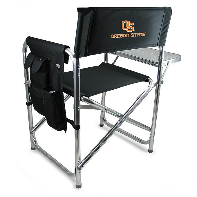 Amazon.com: Azul NCAA plegable Mesa de picnic: Sports & Outdoors