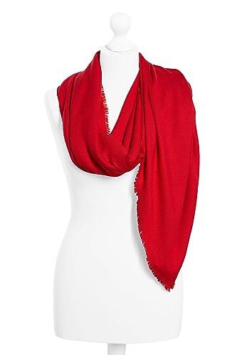 next –  Sciarpa  – Donna Rosso rosso Taglia unica